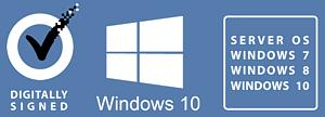 HotSpot pour Windows 10, Windows 7, Serveur OS