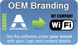 Bandwidth Manager OEM Branding